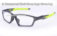 8color eyewear crosslink sweep eyeglasses frame for myopia optical glasses oculos masculino anteojos gafas google glass occhiali