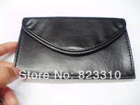 Imitation leather envelope type mobile phone shielding bag for iphone 5s case