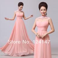 Stand collar cheongsam collar racerback sexy slim design long formal dress evening dress