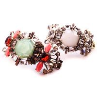 NEW fashion vintage JC high quality crystal bracelets & bangles statement bracelet for women Jewelry factory wholesale price