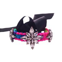Shourouk style bangle & bracelet  vintage 2014 Crystal Cuff shourouk Bracelet fashion for women Factory Price