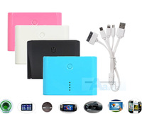 12000mAh External Portable Battery Charger Power Bank For iPhone 5 Galaxy iPad 4 S10