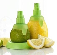 Free shipping 3pcs/set Lemon Juice Sprayer Citrus Spray Mini Squeezer Hand Juicer