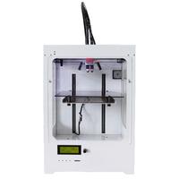 Dual Extruder / Nozzle - Big Size  Metal 3D Printer - 250*250*300mm with Ultimaker Cura - Heated Platform +2KG PLA Filament