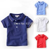 2014 summer new boys T shirt leisure baby boy and girl T-shirt