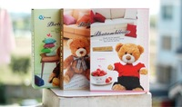 Big 4D 6 Inch Carton photo album 200pcs Baby Photo Album Family Album