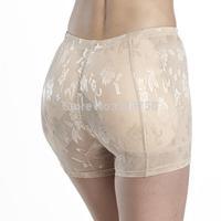 Retail Women's Panties False Butt LIft Boyshort Fake Ass Pads Abundant Buttocks Traceless Anti Emptied Knickers Underpants
