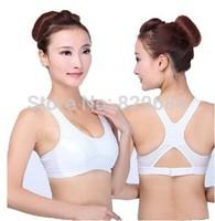 32 34 36 38  sports wireless cotton underwear vest design young girl bra set  thin sports bras running yugao bra