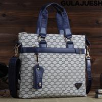 Top quality unique new design  men  shoulder bag messenger bag business handbag casual  briefcase laptop bag