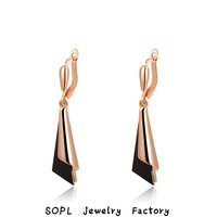 ROXI Jewelry lovely best quality earrings Gift to girlfriend is the most beautiful,Pure hand-made bring  different elegant