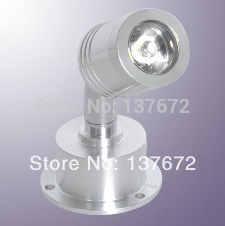 Free shipping 2pcs 3W LED wall lamp surface mounted Background High power White/Warm white LED Wall Light(China (Mainland))