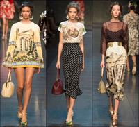 2014 New Fashion Spring Autumn Big Plus Size Women Cotton Vintage Run Way Skirts High Waist Polka Dot Mermaid Pencil Midi Skirt