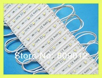 (brighter than SMD3528) SMD2835 LED module light LED advertising light module for sign and letter DC12V 0.3W 3led non-waterproof