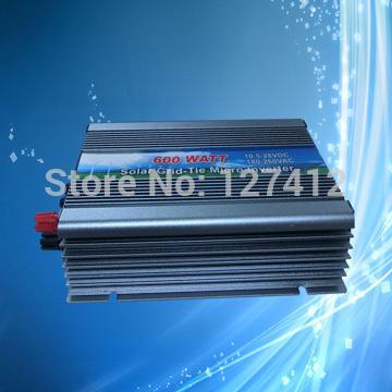 High Efficiency 600W Grid Tie Wind Power Inverter, DC24V-30V to AC90V-140V, CE/ROHS Certificate(China (Mainland))