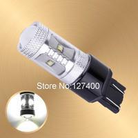 7443 W21/5W T20 7440 W21W 30W Cree XBD LED Lamp car Fog Head Bulb auto Turn Signal Tail Brake Lights car light source