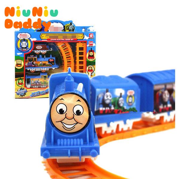 thomas model trains educational electronic model mini kids classic toys 2014 free shipping new arrival hot sale promotion(China (Mainland))