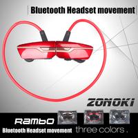 Free shipping Zonoki B97 Bluetooth 2.1 binaural stereo wireless bluetooth headset headphones earphone fone de ouvido for xiaomi