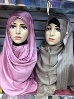 SYF123 new designs 2015 muslim long scarf islamic hijab arabic shawl free shipping by DHL,fast delivery