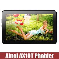 "New Original 10.1"" Ainol AX10 AX10T Phone Call 3G Tablet PC Android 4.2 Dual Sim MTK8312 Dual Core 8GB Rom WCDMA OTG GPS"