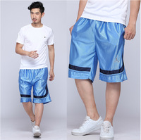 New 2014 summer men basketball sports running brand shorts 6 colors plus size free shipping
