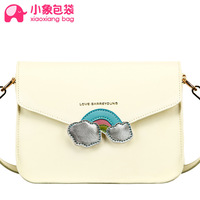 Circleof bag preppy style messenger bag one shoulder cross-body the trend of fashion female bags x1592