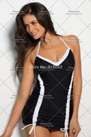 New 2014 bandage swimwear bottom 2 piece swimsuit clothing set bathing suits for women two-piece separates high waist bikini set