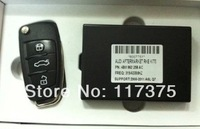 for Audi A6L , Q7 car 3 button remote key with 8E chip (with central receiving box )