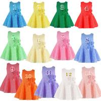 2014 new arrive frozen dress, long sleeve lace dress, children's clothes,  European and American fashion girls  frozen dress