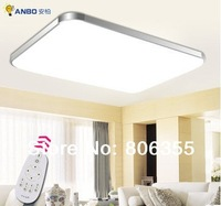 9565/72W 6565/48W 6542/32W Dimming Sumsung chip LED Ceiling Light modern brief bedroom lamps free shipping