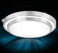 D410/ 24W  D350/15W 510mm/36W  led ceiling light modern aluminum brief living room lights balcony lighting energy saving lamps
