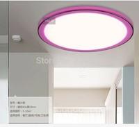 26W Led ceiling light modern brief fashion romantic bedroom lights living room lights study light circle lamps