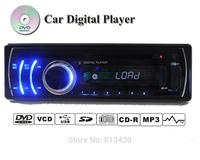 2014 new car cd dvd vcd player,car radio,1 din car player,cd player,car mp3 player,remote control,car digital player,FM radio/sd