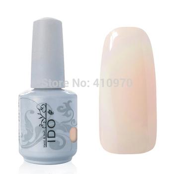 Профессиональные пользовательские дизайн IDO 1361 ногтей цветной гель замочить от уф-гель для ногтей