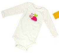 Original Carters baby boy girl clothing Bodysuits long sleeve Random colors model free ship ,MOQ 1 piece 3-24 M