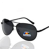 Multicolor fashion apparel brand new sunglasses polarized sunglasses adult men Polaroid lens sunglasses alloy frame pilots