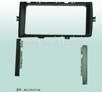 Fascia Panel Audio Panel Frame Dash Kit For TOYOTA 12~14 PRIUS Left Hand Drive Retail/PC Free Shipping
