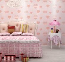 Wholesale roze muur papier