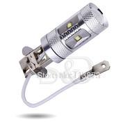 2pcs Cree XBD LED H3 30W Driving Lamp cars Fog Head Bulb auto Vehicles  Turn Signal Reverse Tail Lights car light source