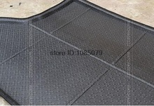 Accessories FIT FOR 03/2007~2012 TOYOTA COROLLA SEDAN REAR TRUNK TRAY BOOT LINER CARGO MAT(China (Mainland))
