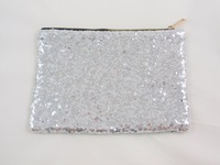Free Shipping+Wholesale Fashion Style Women's Sparkle Spangle Clutch Evening Bag Wallet Purse Sequined Handbag,50pcs/lot