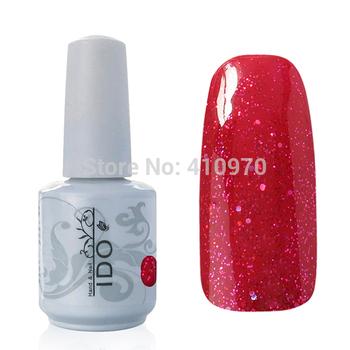 Модные 199 цветов IDO 1550 ногтей гель лак для ногтей цвета