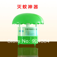 6LED no switch, photocatalyst mosquito electronics, household environmental mosquito, photocatalyst mosquito lamp, free shipping