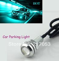 Car Parking light  eagle eye light/daytime running lights 12V 9W 18mm  backup Fog tail light bulb Super bright car LED