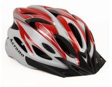 wholesale orange bicycle helmet