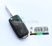 VW Golf MK4 , Passat 2 button remote key 1J0959753N control 433mhz : 1J0 959 753N