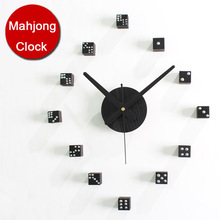 cheap wooden wall clock