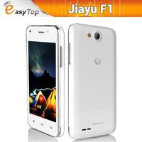 "JIAYU F1 F1w 4"" 800*480 TFT MTK6572 Cual Core Phone 512MB RAM 4GB ROM 5MP 2400mah metal frame Bluetooth GPS WCMDA 3G"