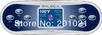 Balboa TP800 LCD Menu base Top Side Controller 9 Button with LCD display PN 50261