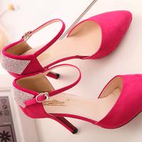 2013spring shoes women , high quality high heels hotsale women sandals pumps