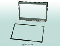 Fascia Panel Audio Panel Frame Dash Kit For SSANGYONG 13~14 STAVIC Retail/PC Free Shipping